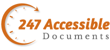 247 Accessible Documents
